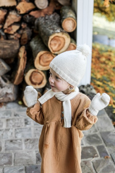 Ensemble hiver à tricoter soi-même