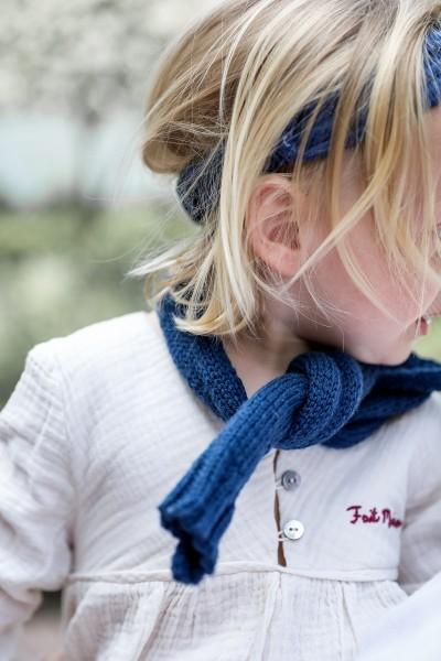 L'écharpe à tricoter soi-même